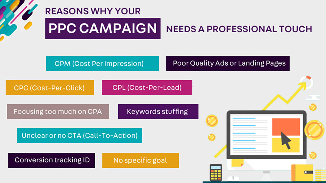 Why your Pay per Click Marketing needs a professional touch?