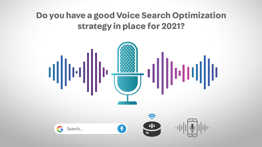 Voice Search The New Trend of 2021